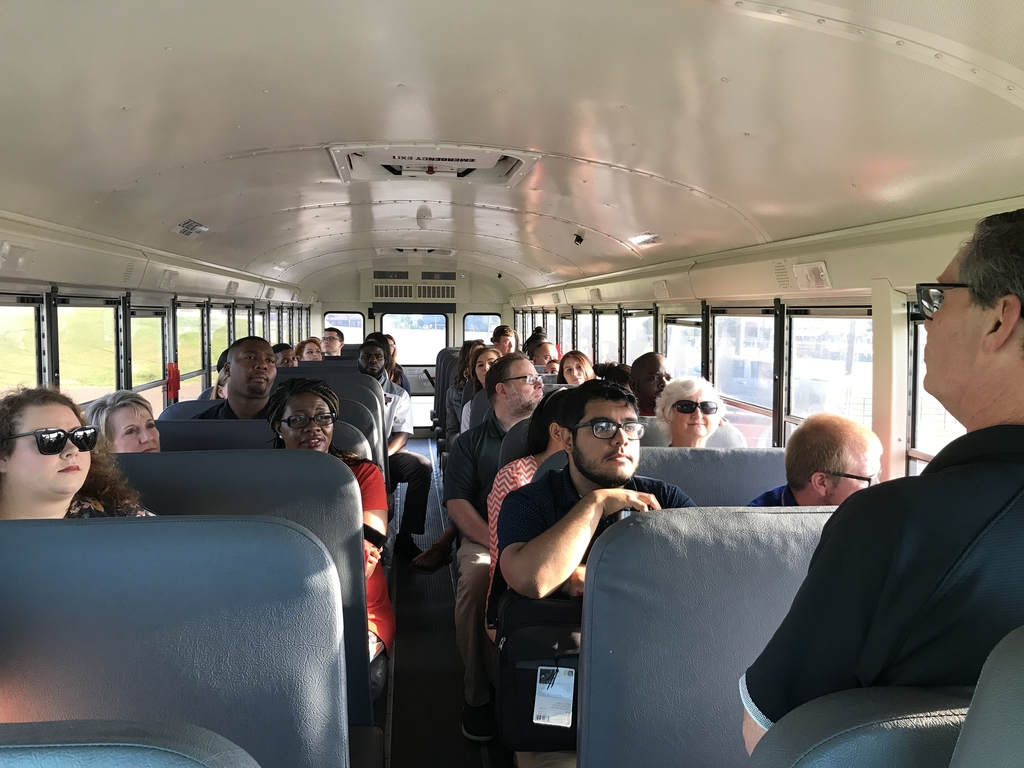Mexia ISD Bus Tour